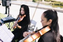 del mar country club string trio