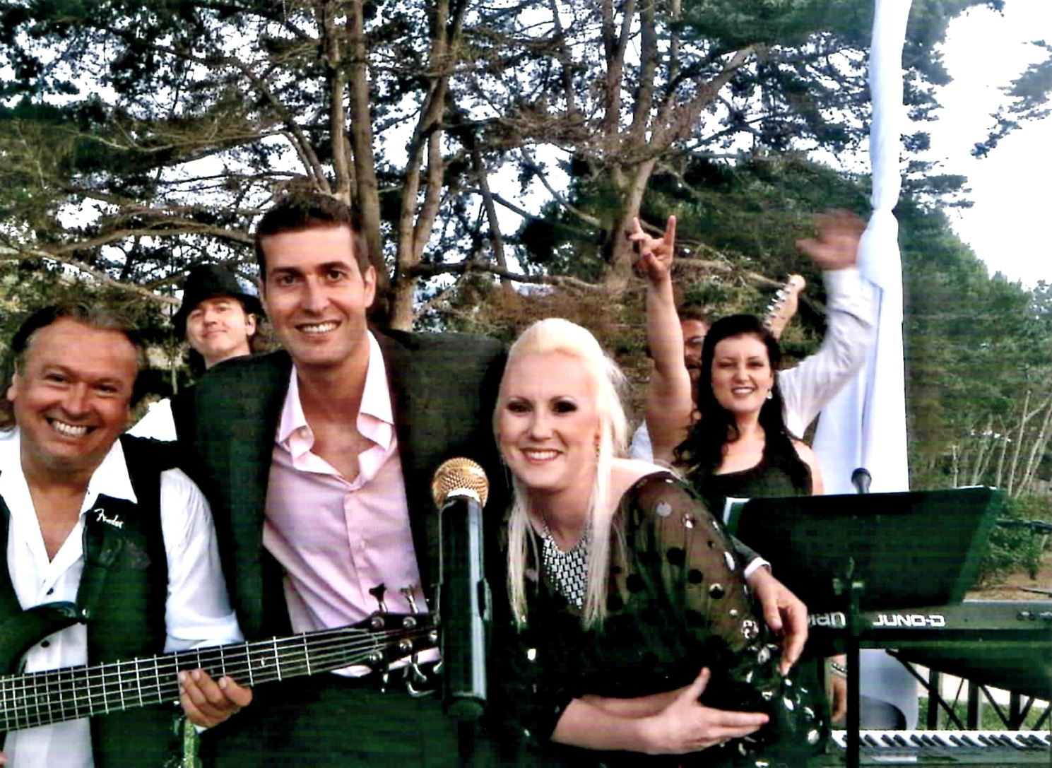 San Diego Live Music Wedding Band