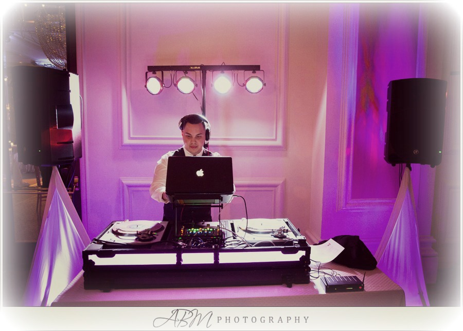San Diego Wedding DJ Entertainment