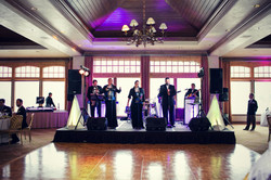 del mar country club wedding band
