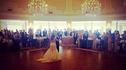hotel del coronado wedding band