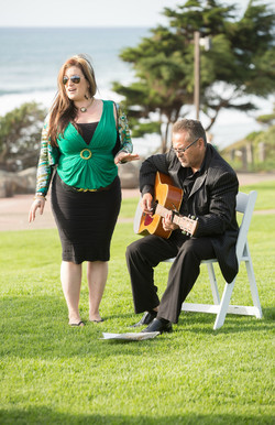 San Diego Wedding Ceremony Guitarist