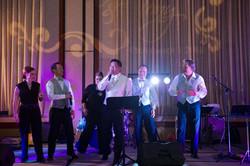 Palm Springs Wedding Band