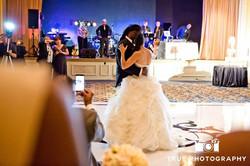 US Grant, San Diego wedding band