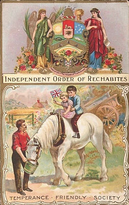 Independent order of rechabites