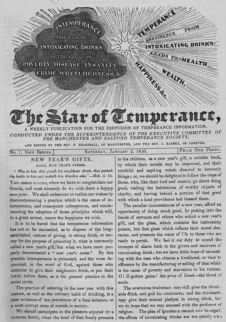 The Star of Temperance Review