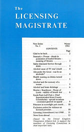 Journal for Magistrates Alliance House Foundation