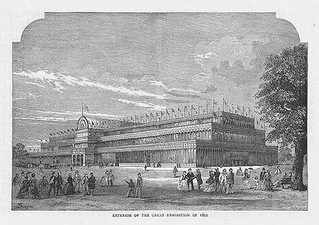 Temperance, The Great Exhibition and the Crystal Palace.