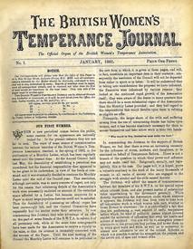 The British Women's Temperance Journal