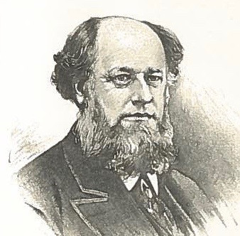 Portrait of Thomas Cook