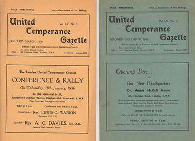 United Temperance Gazette