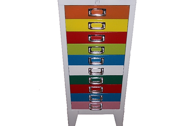 Individually Designed Metal Filing Cabinets