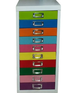 Funky Colourful Metal Filing Cabinets Storage And Toolbox Shop - Funky filing cabinets