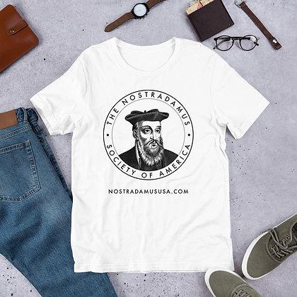 NSOA White Unisex T-Shirt