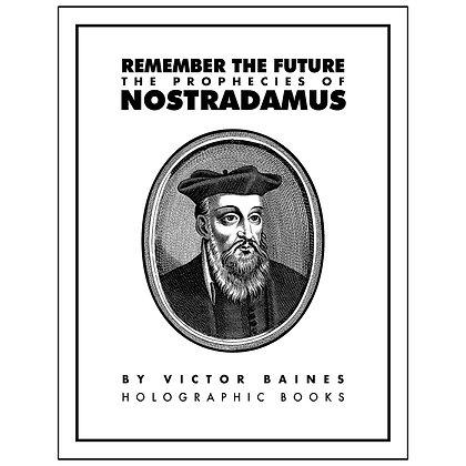 Remember The Future Paperback