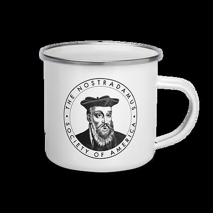 NSOA Logo Enamel Mug