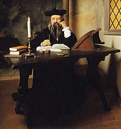 Nostradamus is thinking about you