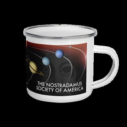 NSOA Color Enamel Mug