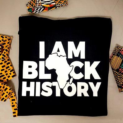 IAM BLACK HISTORY