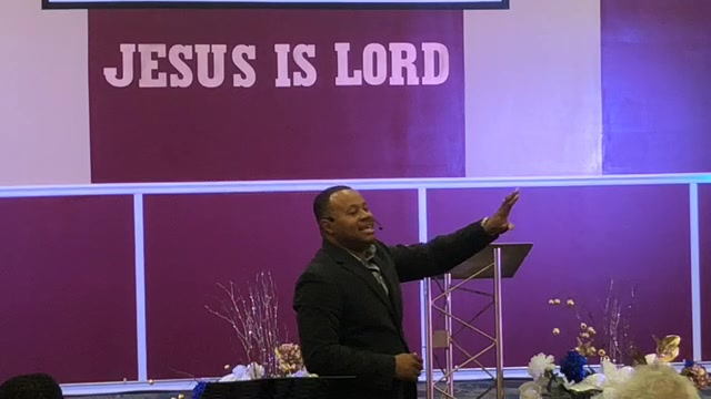 """A Conqueror's Mentality"" P2 | Pastor Cage"
