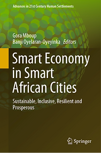 Cover Smart Economy in Smart African cit