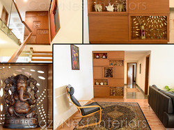 Contemporary Pooja Room