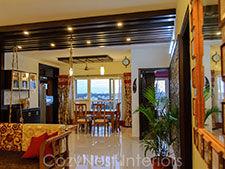 A gallery of interior design at Saket Callipolis, Sarjapur, Bangalore