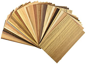 There is a remarkable difference between wood veneers and laminates.