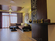 A gallery of interior design at Prestige Shantiniketan Bangalore