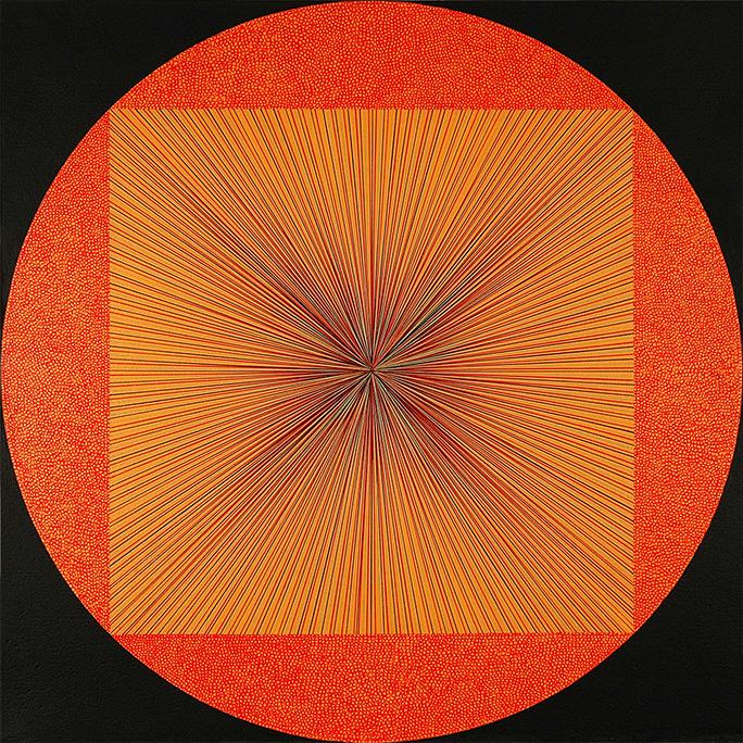 Sacred Convergence I | Norman Galinsky