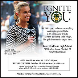Trinity HS - Advertising - Ignite You (Sq)