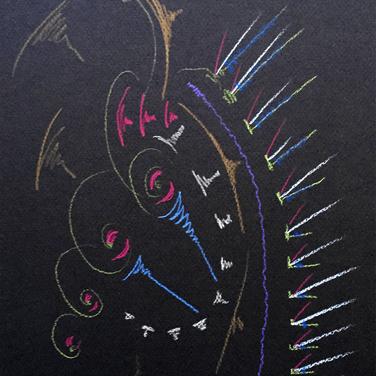 Spirit Drawing 4