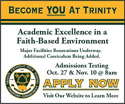 Trinity HS - Web Ad 1