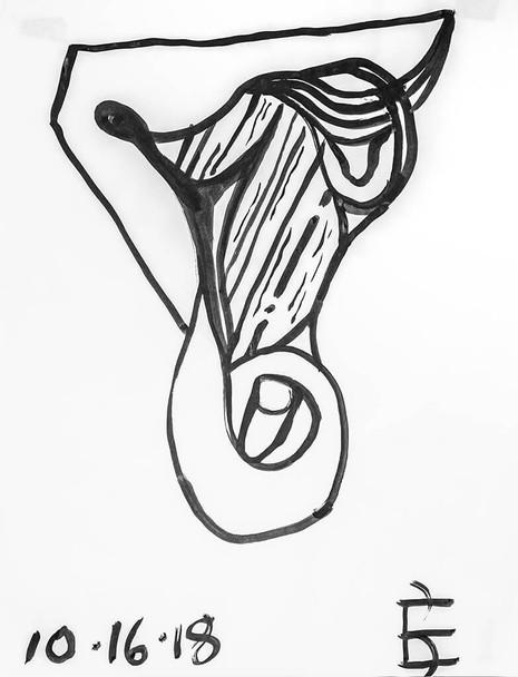 Brush & Ink 01