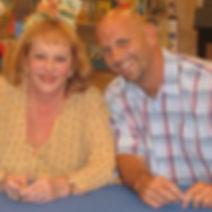 Psychic Sylvia Browne book tour