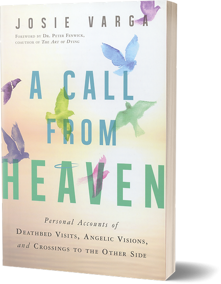 A Call From Heaven book cover