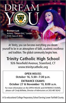 Trinity HS - Advertising - Dream You
