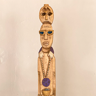 Ascension Earth Angel with Wands