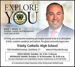 Trinity HS - Advertising - Explore You