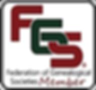 Federation of Genalogical Societies Member Logo
