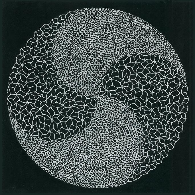 Nine x Nine/65 by Norman Galinsky, Fine Artist