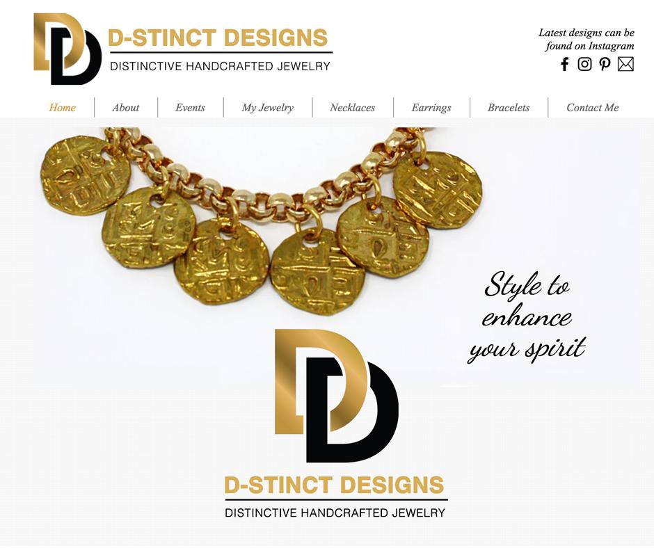 D-Stinct Designs by G. Denise Barksdale