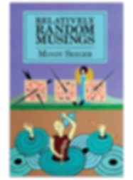 Mindy Seeger Relatively Random Musings Book Cover