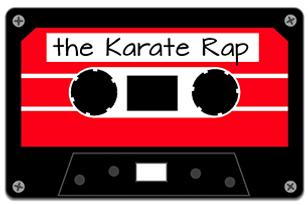 the karate rap MP3