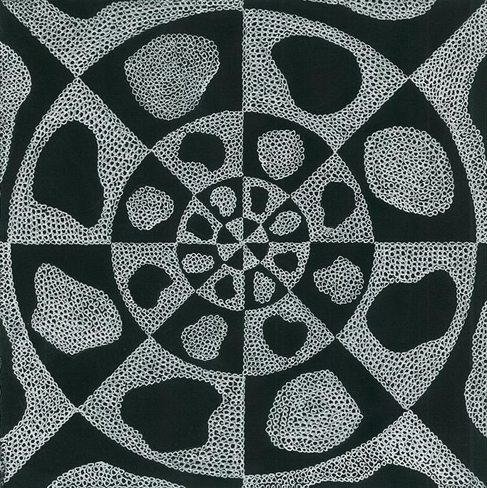 Nine x Nine/41 by Norman Galinsky, Fine Artist