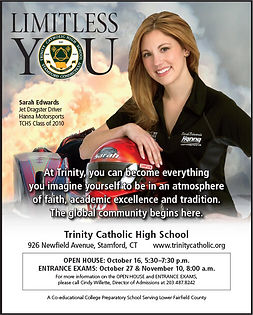 Trinity HS - Advertising - Limitless You