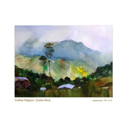 Coffee Region, Costa Rica