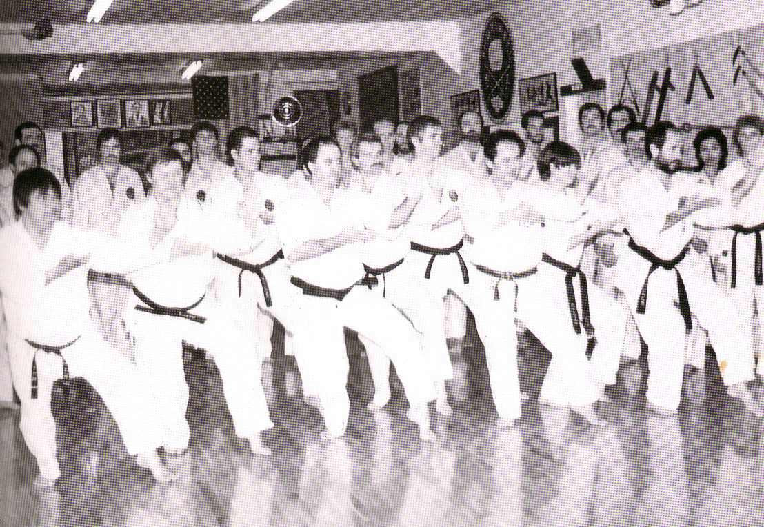 New York City Dojo, 1982