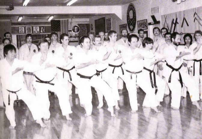 New York City Dojo, 1982