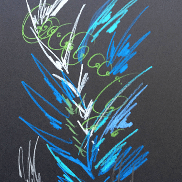 Spirit Drawing 6